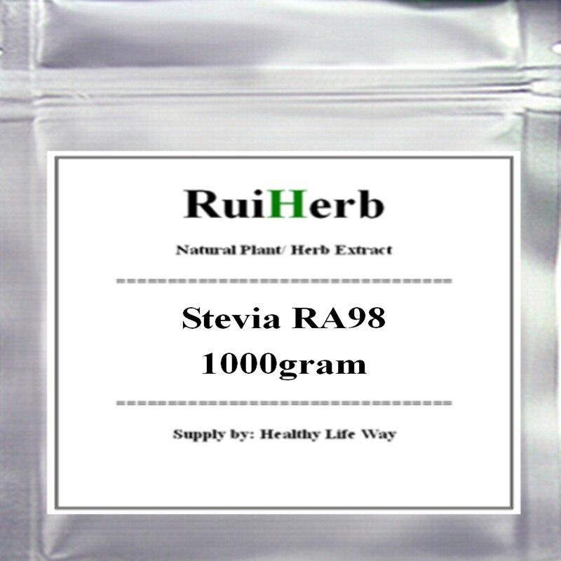 1Kilo Stevia RA98 Powder organic pure royal jelly powder lyophilized antiaging 1kilo 2 2lb 10 had 6 0%
