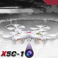 Hot New X5C X5C-1 2.4Ghz 4CH 6-Axis Gyro RC Quadcopter Drone Helicopters UFO 0.3MP +Camera RTF Shipping
