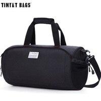 TINYAT Men Travel Bags High Capacity Travel Duffel Bags New Fashion Waterproof Travelling Bag Men Male