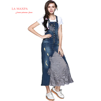 New 2018 Girls Spring Designer Clothes Suits Lace Cowboy Suit Jacket Fashion Slim T Shirt Worn