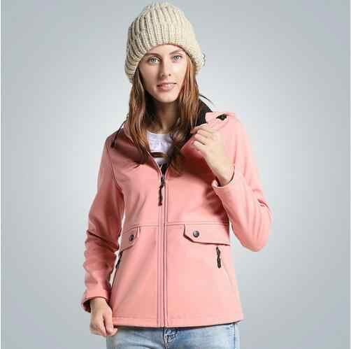 Открытый Кемпинг для пешего туризма термальный флис пальто мужская осенне-зимняя дышащая ветрозащитная куртка треккинг альпинистская флисовая одежда