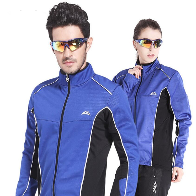 DICHSKI  Autumn Breathable Men Women Road Mountain Bike Jacket Windproof Cycling Cloth Jersey Long Sleeve Coats Cycling Jackets women s cycling shorts cycling mountain bike cycling equipment female spring autumn breathable wicking silicone skirt