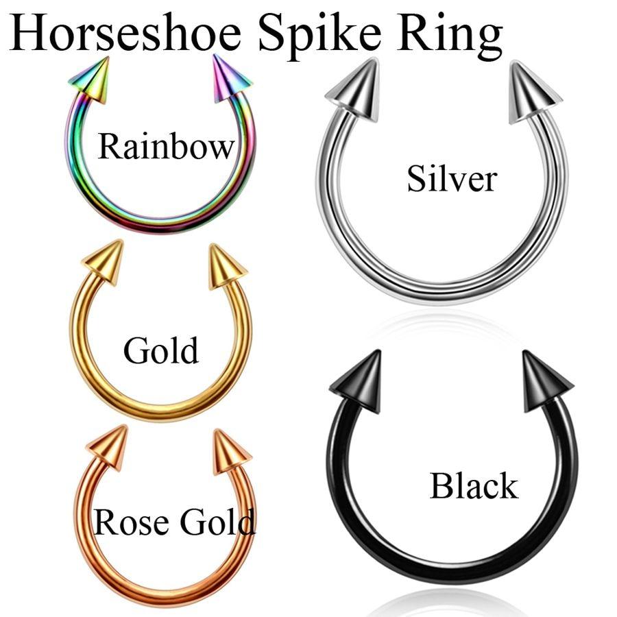 Horseshoe Spike 6mm