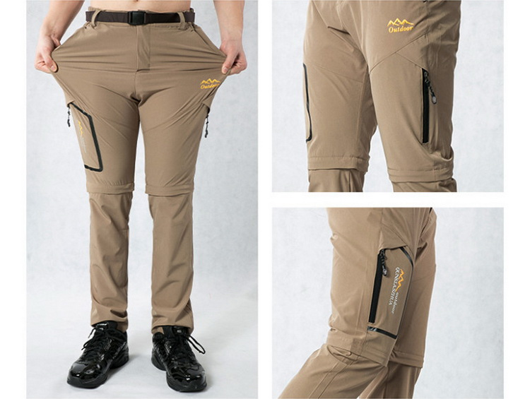 Stretch Transformer Hiking Pants