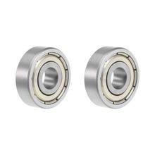 10PCS/Lot 625ZZ Ball Bearings 5x16x5mm Part 625-ZZ Wheel Miniature Deep Groove 625 ZZ Pulleys Stainless Steel 3D Printer Parts