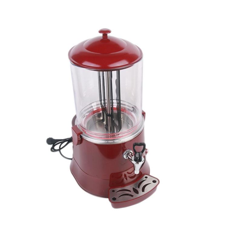 Hot Chocolate Machine 10L 110V-240V Electric Baine Marie Mixer chocofairy Coffe Milk Wine Tea Dispenser Machine цена