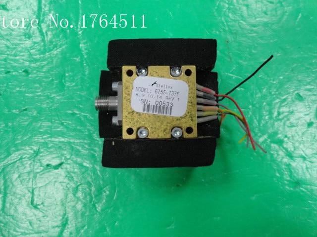[BELLA] Stellex 6755-737F 8.9-10.14GHZ RF Microwave Oscillator SMA
