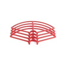 Red Plastic 4K Prop Blade Propeller Guard for YUNEEC Q500 Quadcopter