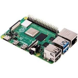 Image 3 - Latest Raspberry Pi 4 Model B with 1/2/4GB RAM BCM2711 Quad core Cortex A72 ARM v8 1.5GHz Support 2.4/5.0 GHz WIFI Bluetooth 5.0
