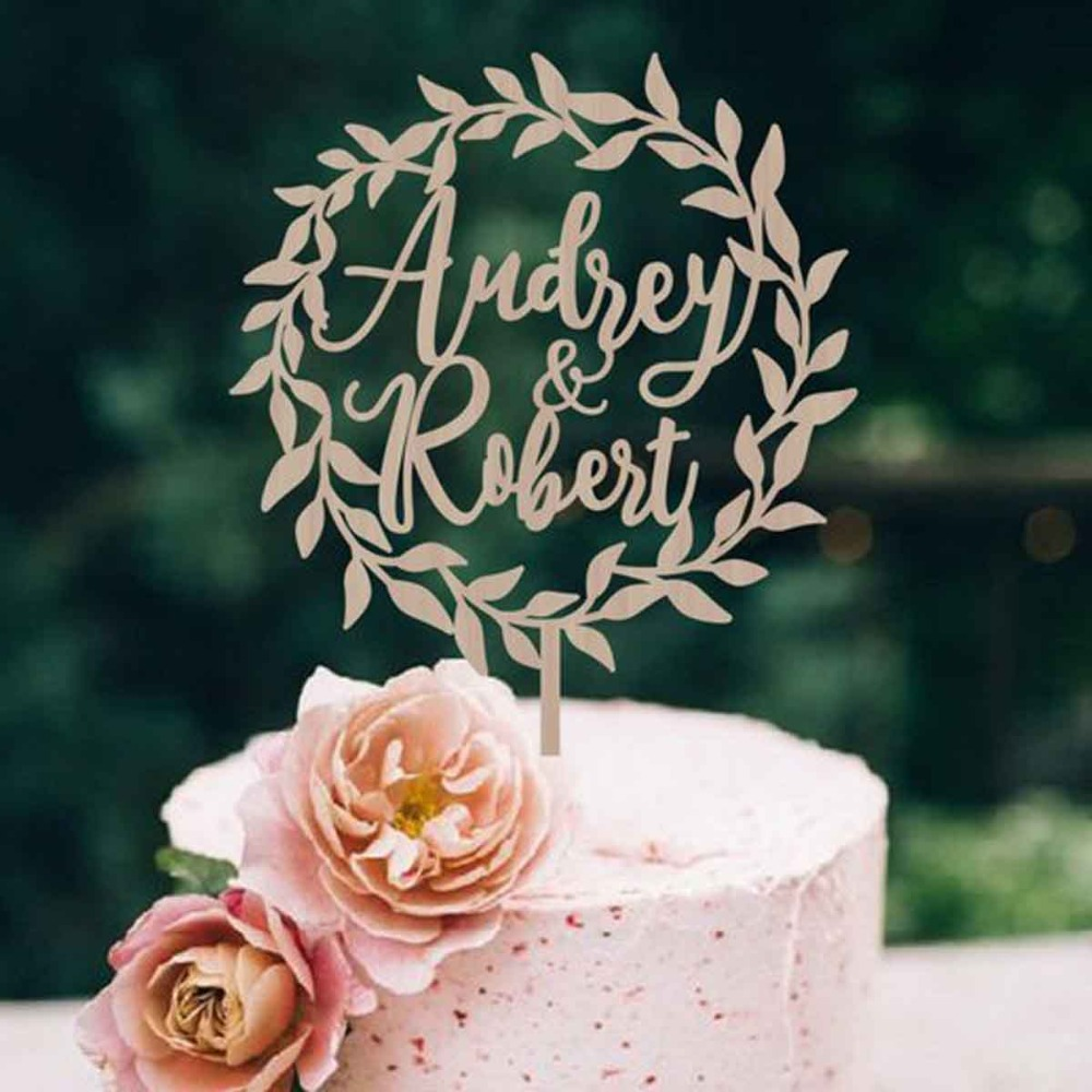 Personalised Wedding Cake Topper Mr and Mrs Wreath Cake Topper With Last Name Customized Cake Topper Custom Wedding Cake TopperPersonalised Wedding Cake Topper Mr and Mrs Wreath Cake Topper With Last Name Customized Cake Topper Custom Wedding Cake Topper