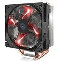 CoolerMaster Blizzard T400 T400i 12 см вентилятор 4pin ШИМ охлаждения для Intel 2011 1366 1151 775 1150 для AMD CPU cooler вентилятор радиатора