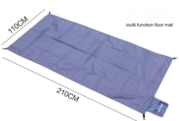 Camping Folding Mat i papërshkueshëm nga uji 2 persona Mats - Kampimi dhe shëtitjet - Foto 6