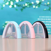 Household USB Air Humidifier 400ML Mini Colorful LED Portable Air Humidifier Charging Aromatherapy Essentia Air Humidifier