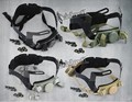 FAST Helmet Accessories Helmet Tactical Helmet Dial Liner Locking Strap System Military Airsoft Helmet for Paintball