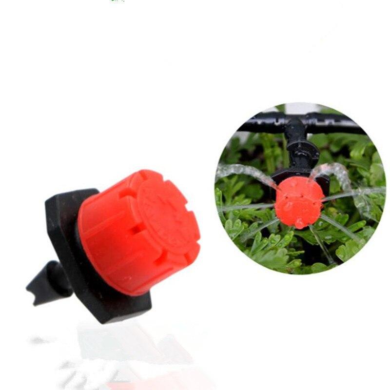 500 pc 8 Fori di Colore Rosso Regolabile Flusso di irrigazione a Goccia Micro Ugello Dripper Emettitore A Goccia Irrigazione Sprinkler Ugello Irrigazione del Giardino500 pc 8 Fori di Colore Rosso Regolabile Flusso di irrigazione a Goccia Micro Ugello Dripper Emettitore A Goccia Irrigazione Sprinkler Ugello Irrigazione del Giardino