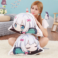 Cute Stuffed Plush Toy Kawaii Anime Sexy Girl Plush Doll Sleeping Pillow For Indoorsman Children