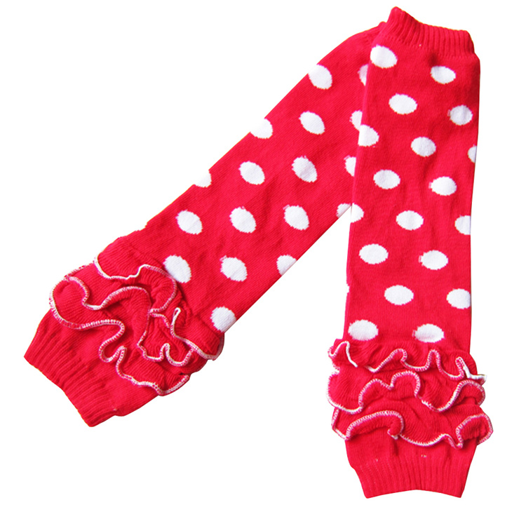 Special-Offer-Real-Wennikids-Polka-Dot-Baby-Newborn-Toddler-Infant-Leg-Warmers-Knee-Long-Socks-Warmers-2