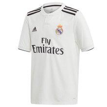 ADIDAS CAMISETA REAL MADRID 2018 2019 hombre – camiseta fútbol poliester blanca – camisetas de futbol, real madrid camiseta