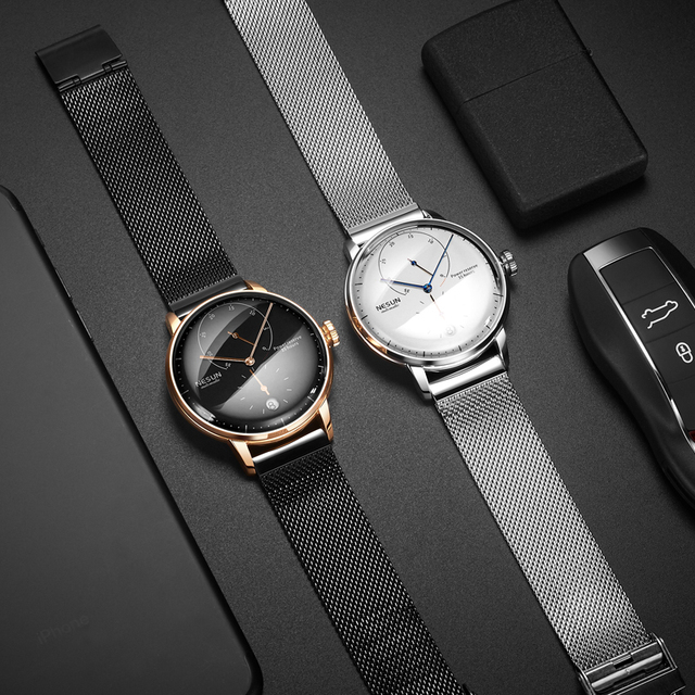 NESUN Brand Watch Men Automatic Mechanical 1