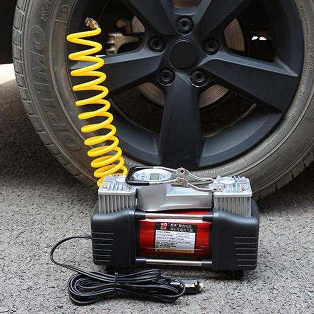 Car Air Pump Thread Nozzle Adapter : Car Accessories