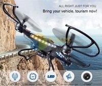 H8C JJRC RC Elicotteri HD Telecamera Aerea Unmanned Aerial Vehicle Radio Remote Control Quadcopter Giocattolo Assi Regalo Del Bambino
