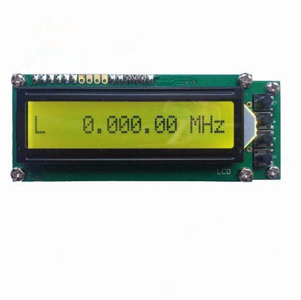 0,1-70 Mhz 10 Mhz-1,1 Ghz Rf Frequenzzähler Tester Mess Ham Radio Direktverkaufspreis Tragbares Audio & Video Radio