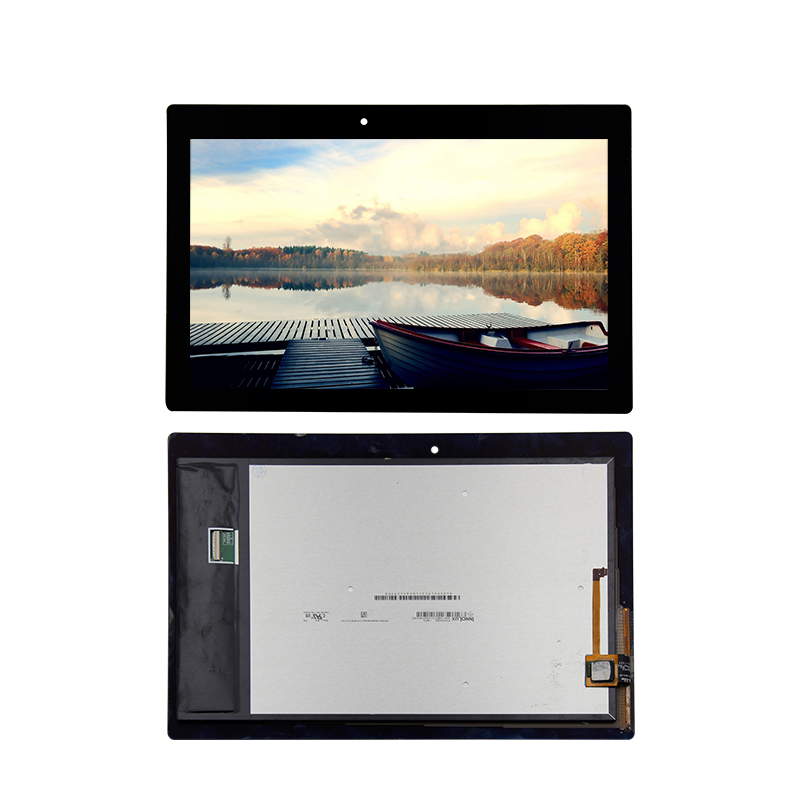 For Lenovo Tab 2 A10-70 A10-70F A10-70L Full LCD Display With Touch Screen Sensor Digitizer Assembly Free Tools for alcatel one touch idol 3 6045 ot6045 lcd display digitizer touch screen assembly free shipping 10pcs lots free dhl