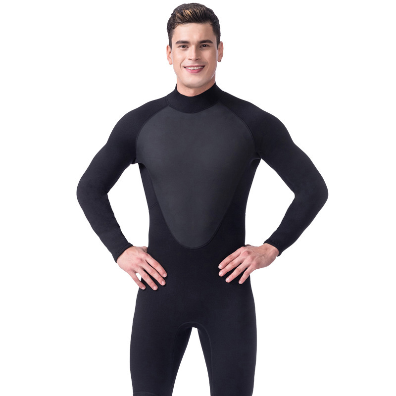 3mm LIFURIOUS Professional Neoprene Diving Suit Men's Full Body Surfing Wetsuits Rash Guards Jumpsuit Winter Swimming Equipment lifurious wetsuits women surfing neoprene surf swimsuit wetsuit for swimming women pink swimwear surfing diving suit long sleeve