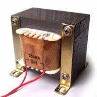 Amplificador de tubo de Bobina de choque 5 H 350mA Japones Chapas De Acero de Silicio Z11 Recocido EI76 X 50 Filtro Amplificador de Audio de ALTA FIDELIDAD DIY