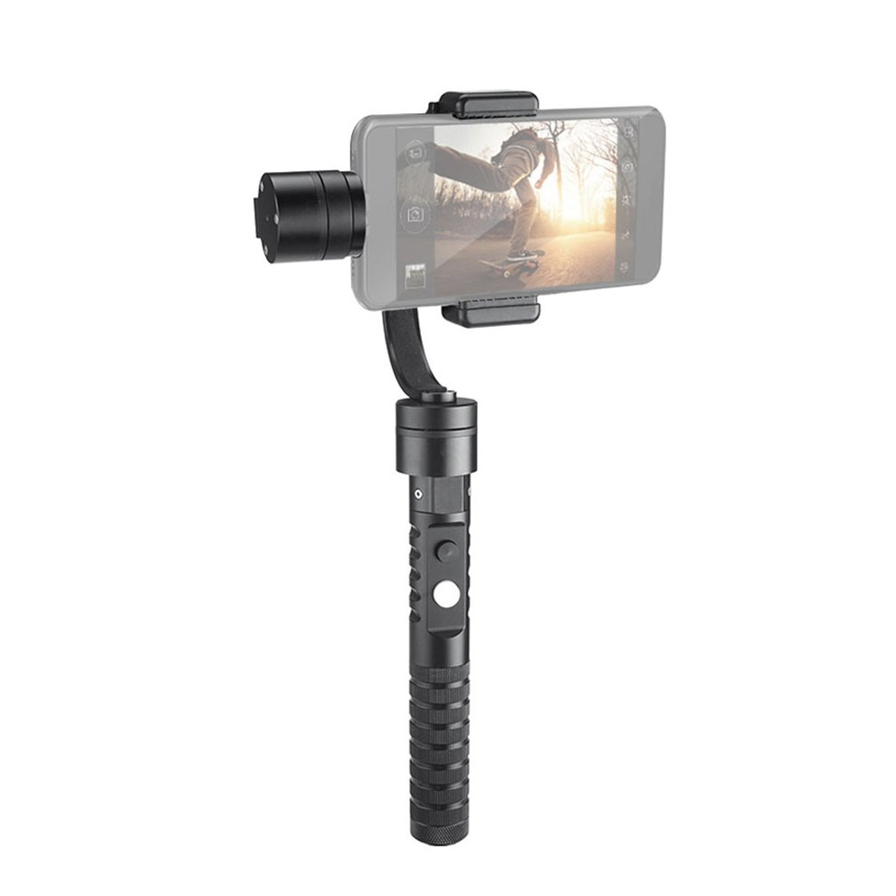 Best AFI V2 3 axis aluminium alloy handheld gimbal smartphone cell phone camera video stabilizer for iphone 6 7 plus live show