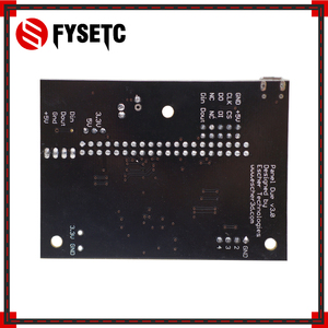 Image 3 - Latest Version Cloned Duet 2 Maestro Advanced 32bit Motherboard With Connected For 3D Printer CNC Machine