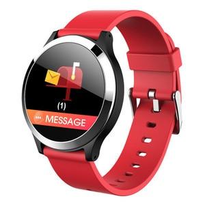 Image 3 - Новинка 2019, умные часы Interpad на Android iOS, ЭКГ PPG, монитор артериального давления, пульсометр, умные часы для Huawei Lenovo Xiaomi iPhone