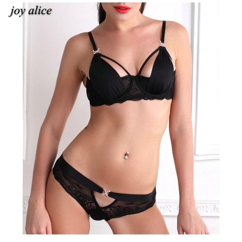 2019 new thin lace   bra     set     bra   &   brief     sets   lace brassiere women underwear   set     bra   and   briefs   Seamless lingerie   set   intimates