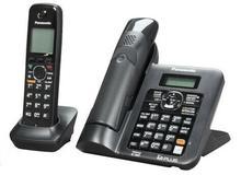 Sistema inalámbrico digital answerin kx-tg7641t teléfono original 98% nuevo para panasonic