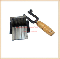 High Quality Jewelry Making Tools Gold Bar Tool Large Ingot Mold