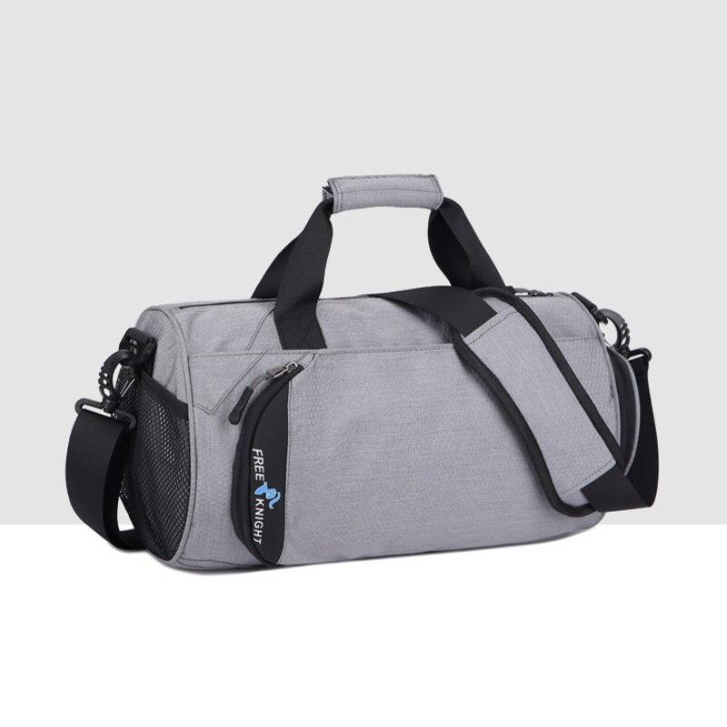 25L Gym Bags Men Soccer Backpack Training Handbag Outdoor Traveling Shoulder Bag Shoes Storage Sports Tote Polyester