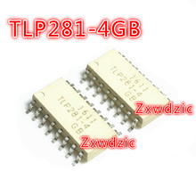 10PCS TLP281-4GB SOP16 TLP281-4 SOP TLP281 SOP-16 SMDnew and original