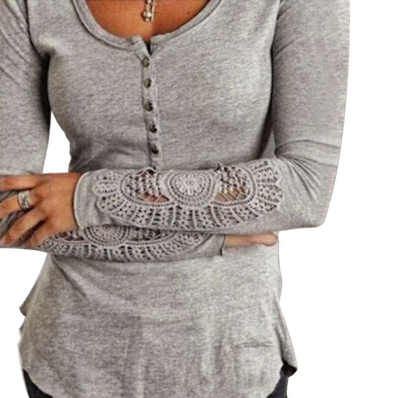 Windreama Plus Size Women Embroidery Blusas Lady C...