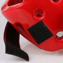 Face Protective Karate Helmet