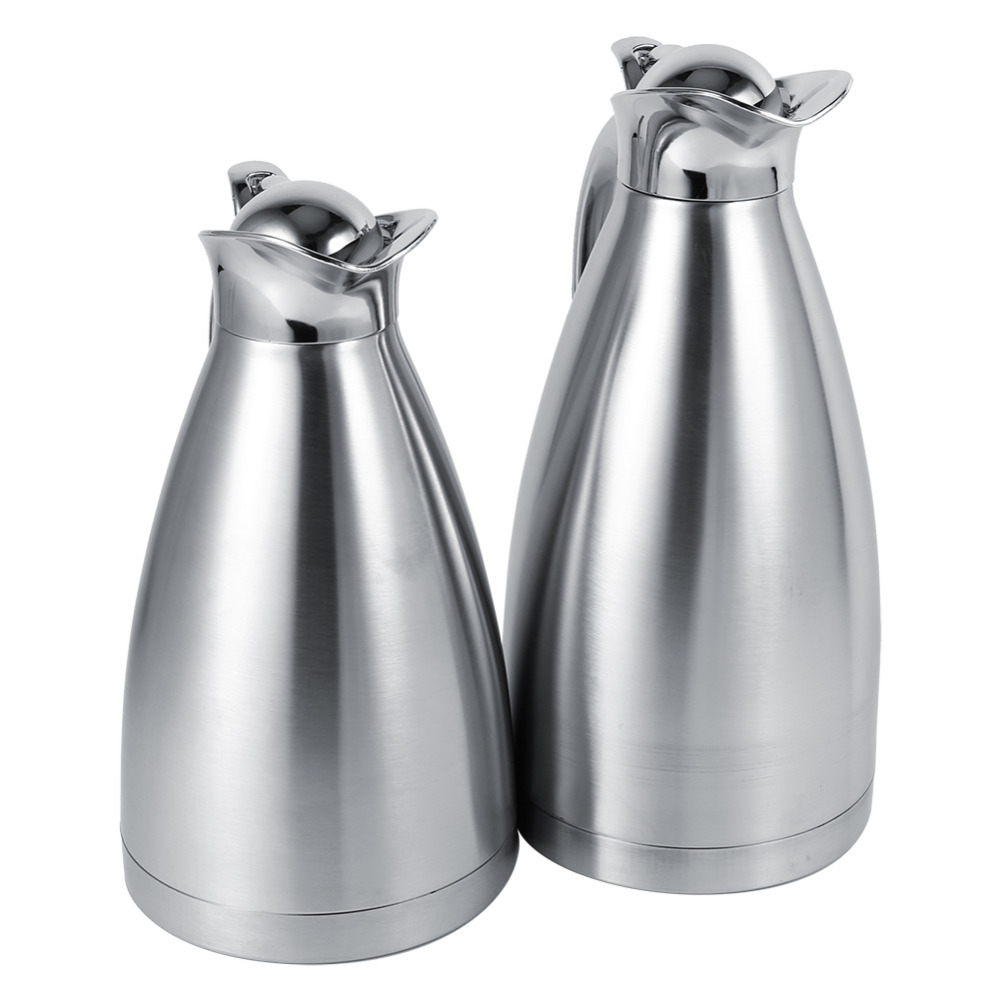 Premium Quality Stainless Steel Thermal Coffee Carafe