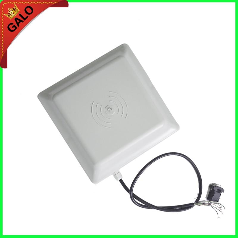Parking system free SDK Long range passive uhf rfid reader 2 5meter distance and WG26 34
