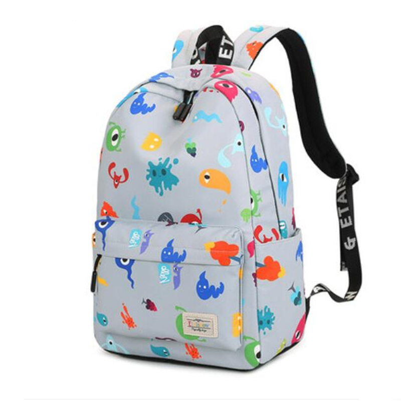 Women Men Canvas Backpacks Large School Bags for Teenager Boys Girls Travel Laptop Backbag Mochila Rucksack