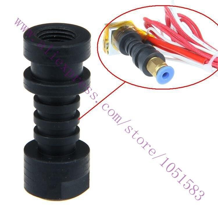 все цены на 3D Printer Nozzle PEEK connecting Tube High Temperature Resistance PEEK Pipe for RepRap J-Head MKIV Hotend Bowden Extruder онлайн