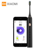 Xiaomi Electric Toothbrush Upgraded Electric Rechargeable Toothbrush Adults Teeth Cleaning Acoustic Wave Smart Mi Home APP