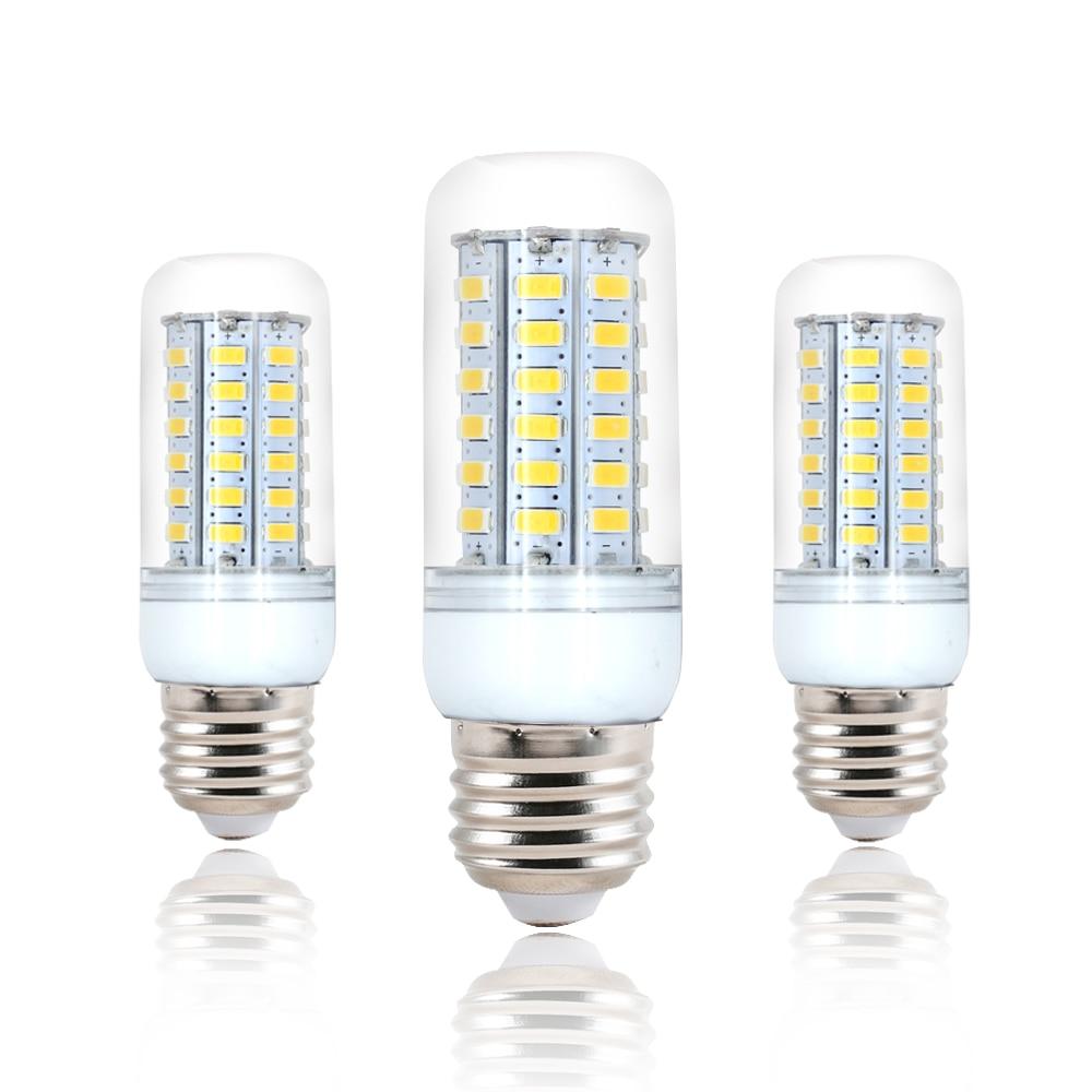 YNL LED Lamp E27 220V 24 36 48 56 69 LEDs SMD5730 Bombillas lamparas Lampada de LED Light Bulb Ampoule Lighting