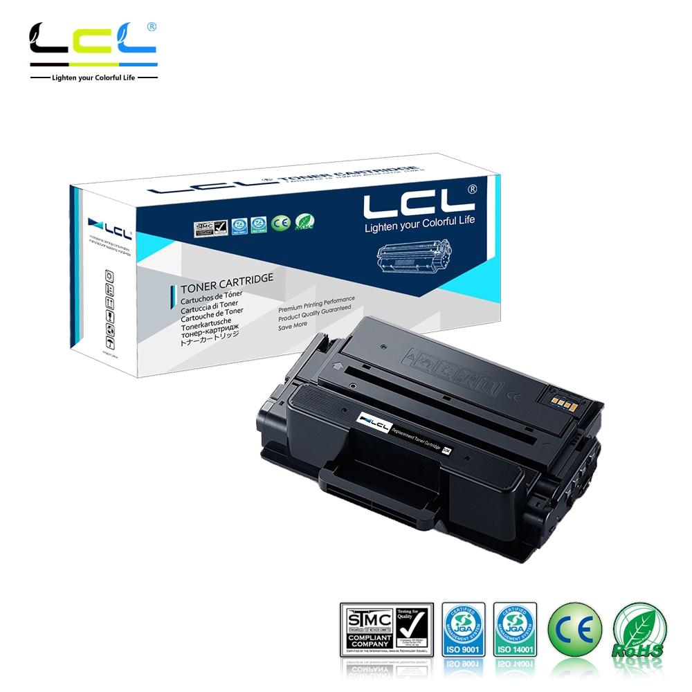 LCL MLT-D203E MLT D203E 10000 Pages (1-Pack Black) Toner Cartridge Compatible for Samsung SL-M3320 3820 4020 M3370