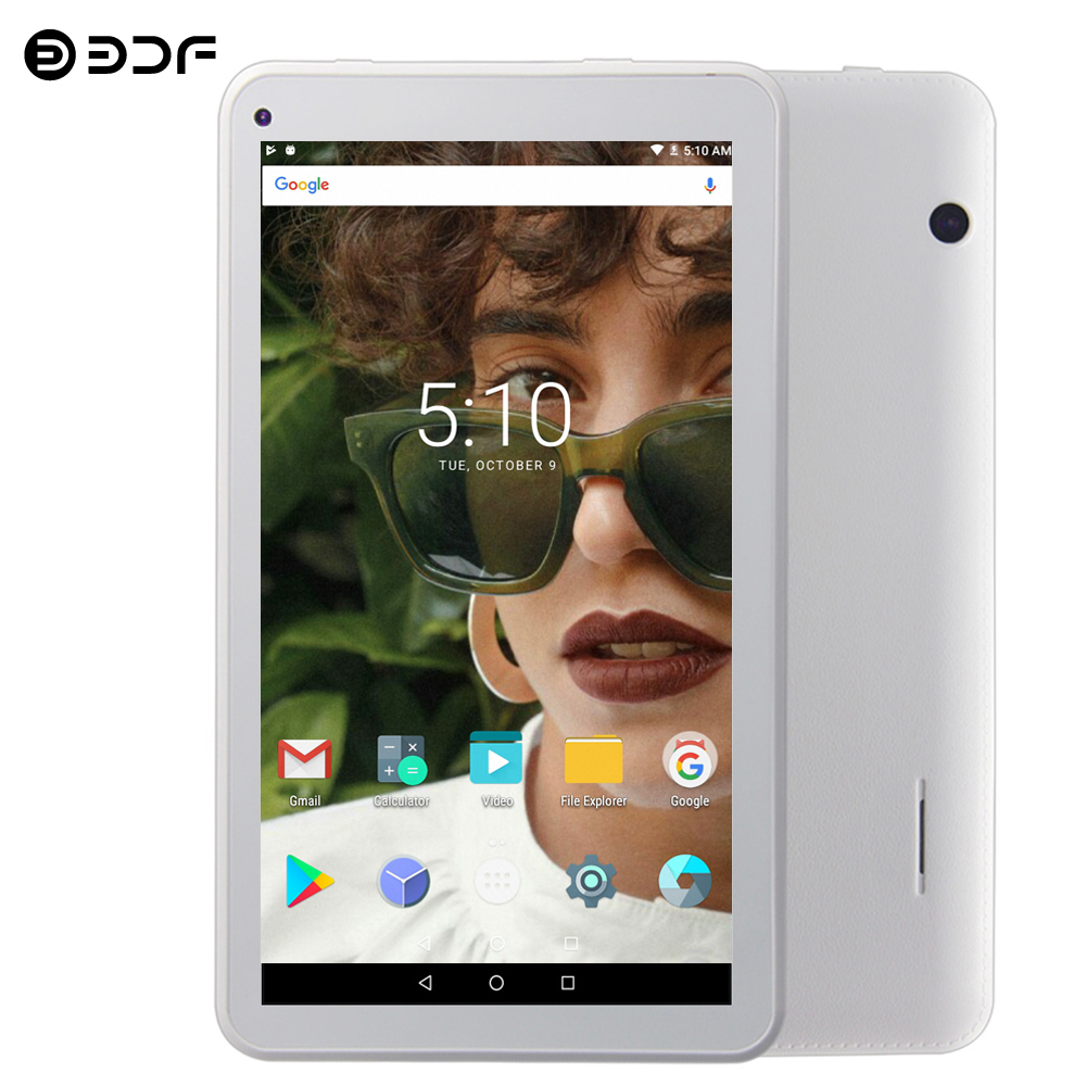 Bdf 7 Inch Kids Tablets Pc Android 5.1 Google Play 8gb Quad Core Bluetooth Wifi Tablet 7 8 9 10 Babypad Android Tablet For Kids #1