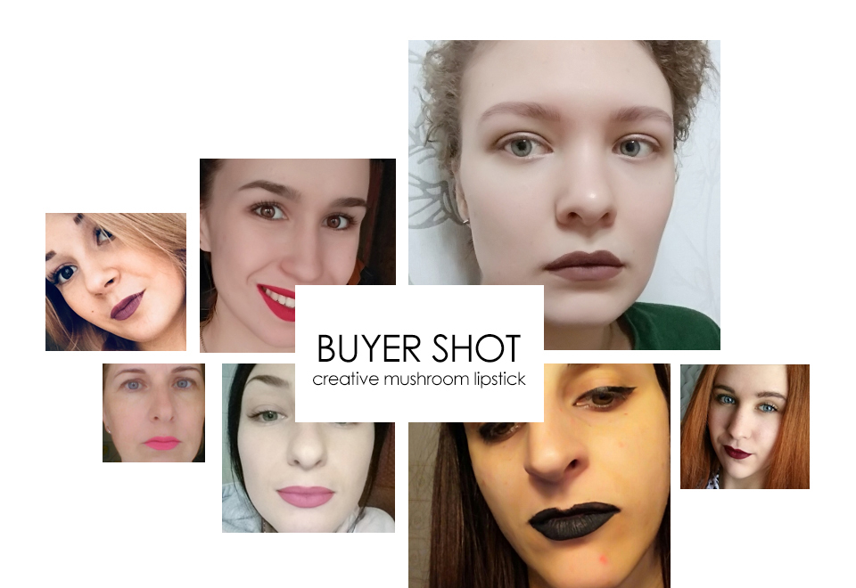 makeup kosmetik Penis Shape Lipstick Matt  Color Balan Shape Lipstick Matte Long-Lasting Waterproof Hot Sell women make up 5