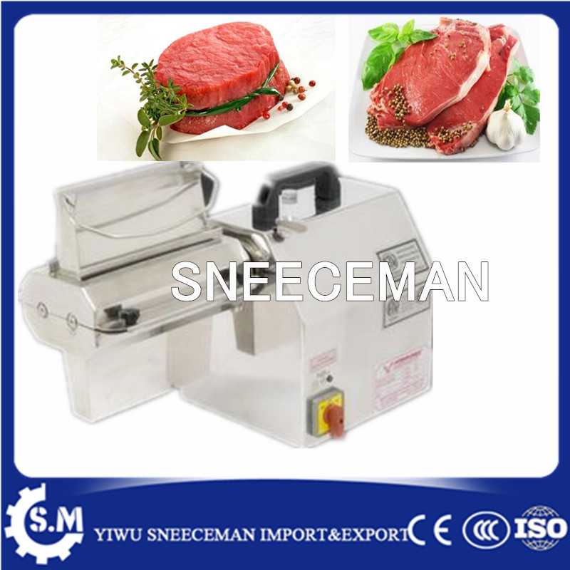 Electric Meat Tenderizer meat tenderizer machine meat tender machine 35l meat salting marinated machine chinese salter machine hamburger shop fast pickling machine with timer