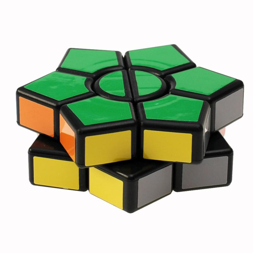shaunyging # 4024 Smooth And Speed Rubiks Cube Puzzle Spinner Focus EDC Toy For Relievin ...